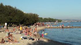 Foto 16 Ferienwohnung 4+1 mit Blick aufs Meer, Vodice / Kroatien