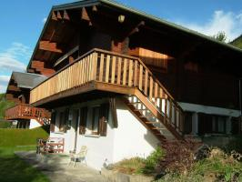 Ferienwohnung in den Bergen (Schweiz)