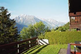 Foto 2 Ferienwohnung in den Bergen (Schweiz)