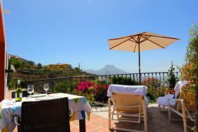 Foto 2 Ferienwohnung Buenavista del Sur - nähe Adeje mit traumhaftem Meerblick für 2 Personen und Gemeinschaftspool