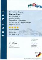 Foto 6 Ferienwohnung mit DTV-Klassifizierung 4 Sterne**** Waren / Müritz, Mecklenburger Seenplatte