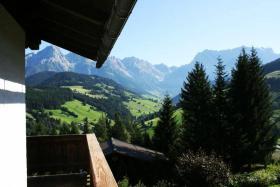 Foto 2 Ferienwohnung in einem Ferienhaus in Maria Alm - Hintermoos in Österreich