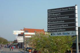 Foto 9 Ferienwohnung Meeresblick am Strand in Norddeich