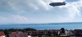 Foto 2 Ferienwohnung in Meersurg am Bodensee Penthouse mit traumhaftem Blick M 27874