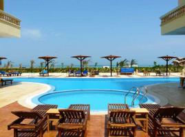 Ferienwohnung NUR €100.-/Woche ÄGYPTEN Hurghada Resort am Meer mit Pool/Restaurant/Bar/Reinigung etc