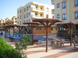Foto 3 Ferienwohnung NUR €100.-/Woche ÄGYPTEN Hurghada Resort am Meer mit Pool/Restaurant/Bar/Reinigung etc