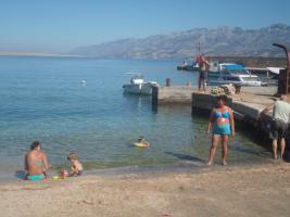 Foto 8 Ferienwohnung in Ražanac bei Zadar bis zu 6 Personen 350 m vom Kiesstrand