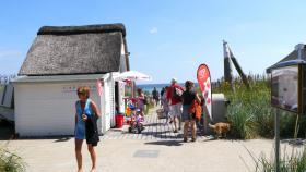 Foto 2 Ferienwohnung in Scharbeutz Strandlage