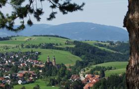 Ferienwohnung auf dem Schwarzwaldhof, ruhige sonnige Lage