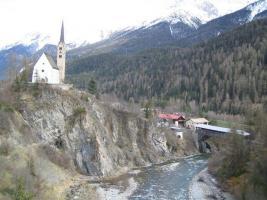 Foto 5 Ferienwohnung in Scuol Engadin Graubünden