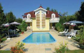 Ferienwohnung UNGARN Siofok am Balaton Woche ab € 280