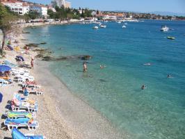 Ferienwohnung direkt am Meer im Luftkurort Selce, Crikvenica in der Kvarner Bucht