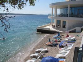 Foto 2 Ferienwohnung direkt am Meer im Luftkurort Selce, Crikvenica in der Kvarner Bucht