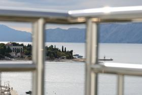 Foto 4 Ferienwohnung direkt am Meer im Luftkurort Selce, Crikvenica in der Kvarner Bucht