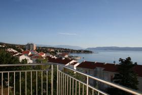 Foto 9 Ferienwohnung direkt am Meer im Luftkurort Selce, Crikvenica in der Kvarner Bucht