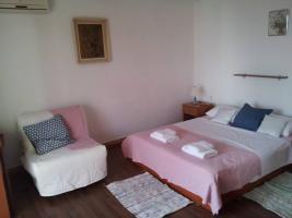 Foto 4 Ferienwohnungen für 4 und 7 Personen direkt am Meer in Rtina Miletici bei Zadar in Dalmatien, Hunde erlaubt