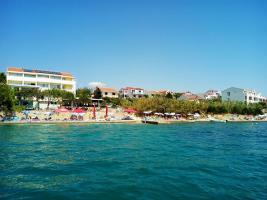 Foto 5 Ferienwohnungen für 4 und 7 Personen direkt am Meer in Rtina Miletici bei Zadar in Dalmatien, Hunde erlaubt