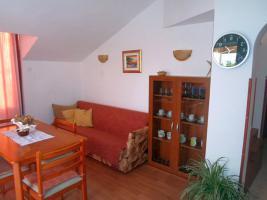 Foto 7 Ferienwohnungen bis 4 Personen in Rtina Miocici bei Zadar in Dalmatien 300 m vom Strand