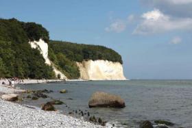 Kreideküste bei Lohme