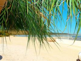 Foto 4 Ferienwohnungen in LJubac bei Zadar in Kroatien Dalmatien Sandstrand 100 m