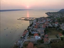 Foto 9 Ferienwohnungen in LJubac bei Zadar in Kroatien Dalmatien Sandstrand 100 m