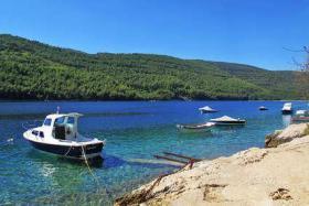 Foto 10 Ferienwohnungen mit Pool KROATIEN Nedescina Woche ab € 218