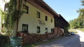 Ferienziel Berge in Bayern - Bergpension Maroldhof
