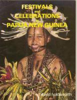 Festivals and Celebrations in Papua New Guinea