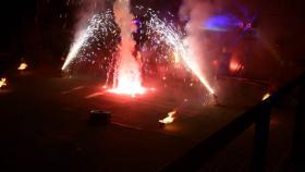 Foto 2 Feuershow Gotha - Indoor oder Outdoor