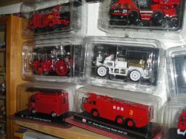 Foto 7 Feuerwehrautos aus aller Welt