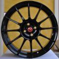 Fiat 500 Abarth SS 17 Zoll Felgen Glossy Black