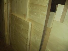 Fichtenholz Dreischichtplatten 19 mm qm 29,90.-