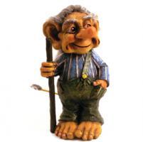 Foto 3 Figur zum Aufstellen, Trollfamilie 12 cm
