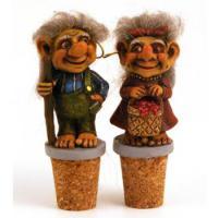 Foto 4 Figur zum Aufstellen, Trollfamilie 12 cm