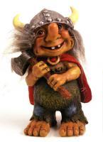 Foto 6 Figur zum Aufstellen, Trollfamilie 12 cm