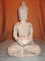 Foto 8 Figur Skulptur Gott Buddha Statue Bali Stein Deko