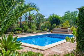 Foto 12 Finca 4600 m² Grundstück mit 2 Häuser und 2 Apartments & Schwimmbad in Malaga / Spanien