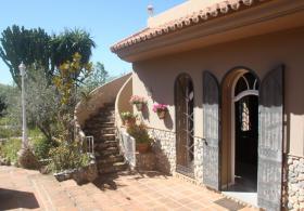 Foto 16 Finca 4600 m² Grundstück mit 2 Häuser und 2 Apartments & Schwimmbad in Malaga / Spanien