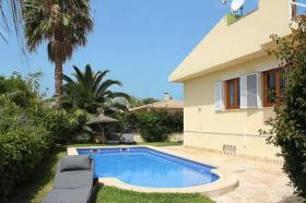 Foto 2 Finca Albufeira auf Mallorca, Playa de Mur für bis zu 7 Personen