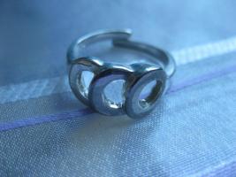 Fingerring aus 835 Silber