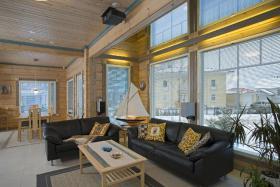 Foto 2 Finnische Blockhäuser