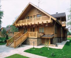 Foto 3 Finnische Blockhäuser