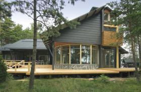 Foto 4 Finnische Blockhäuser