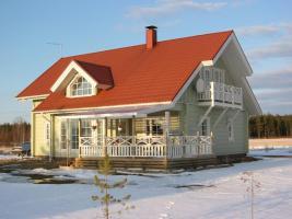 Foto 5 Finnische Blockhäuser