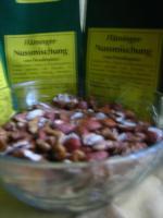 Foto 2 Fläminger Nusskernmischung, nur einheimische regionale Nussarten, deutsche Nüsse