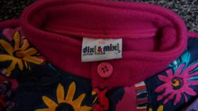 Foto 3 #Fleece m. Applikation, Gr. 110, #NEU, #pink, #Dixi-Mixi