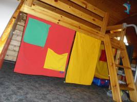 Flexa Etagenbett Mit Rutsche : Flexa hochbett mit rutsche in friesenheim von privat