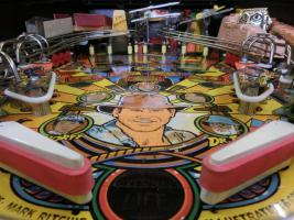 Flipperautomat Indiana Jones Pinball Widebody Plug & Play