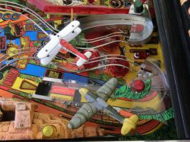 Foto 4 Flipperautomat Indiana Jones Pinball Widebody Plug & Play