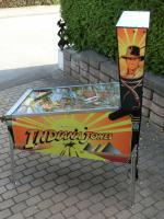 Foto 6 Flipperautomat Indiana Jones Pinball Widebody Plug & Play